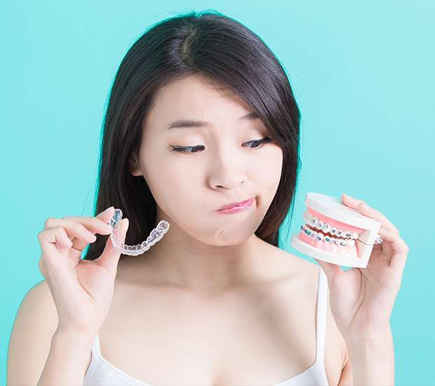 Commerce Which is Better Invisalign or Braces